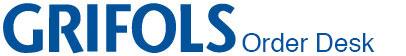 Grifols Order Desk Logo